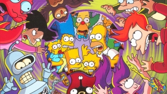 'The Simpsons' Creator Matt Groening Is Reportedly Cooking Up An Animated Series For Netflix
