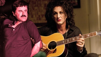 Sean Penn May Be In 'Serious Danger' With El Chapo's Cartel Following The Drug Lord's Arrest