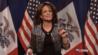Bristol Palin Thinks Her Mom 'Trumps' Tina Fey Looks-Wise And That 'SNL' Is 'Pathetic'