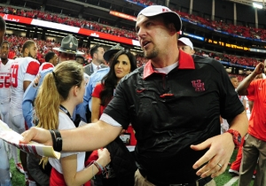 'Big Rings And Nice Things': How Tom Herman Is Revolutionizing Houston Football