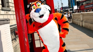 Frosted Flakes' Tony The Tiger Is Blocking Furries On Twitter