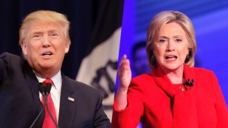 Hillary Clinton Burns Donald Trump's 'Shameful' Anti-Muslim Rhetoric At The CNN Town Hall
