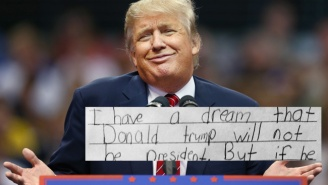 This Third-Grader Completely Destroyed Donald Trump's Deportation Plan With A Simple Letter