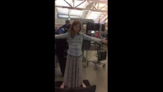This TSA Agent Took Excessive Measures To Protect The Skies From A 10-Year-Old Girl