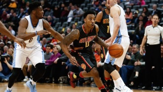 The Atlanta Hawks Are Reportedly Fielding Offers For Jeff Teague
