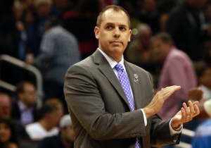 The Knicks Have Reached Out To Frank Vogel, Who Probably Isn't Running The Triangle