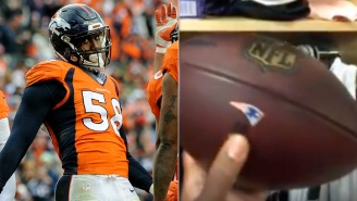 Von Miller Has A Deflategate Burn For Tom Brady And The Patriots
