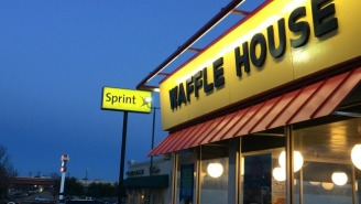 Still No Plans For Valentine's Day? How About Hitting The Waffle House?