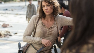 Maggie From 'The Walking Dead' Joins The Cast Of The Tupac Biopic