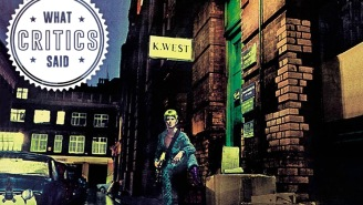 'Ziggy Stardust and the Spiders from Mars': What the critics said in 1972