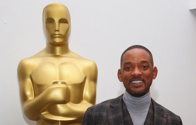 will smith oscars