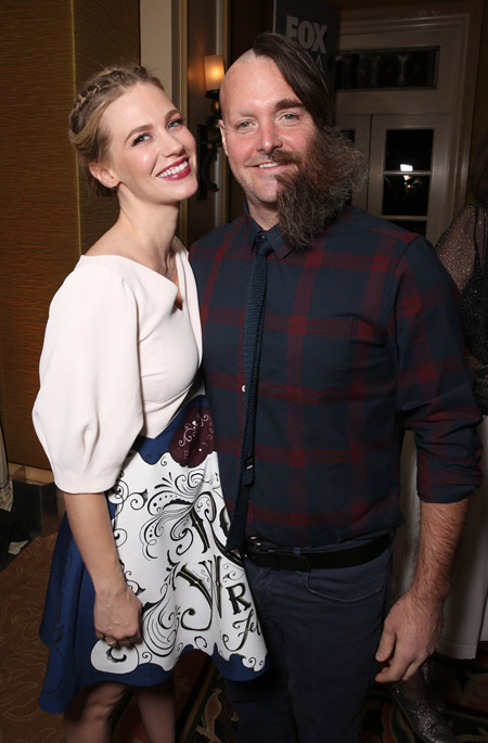 2016 Winter TCA Tour - FOX All-Star Party - Inside