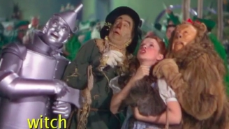 Oh My: Someone Edited 'The Wizard Of Oz' So That It's In Alphabetical Order
