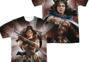 No need to campaign for Wonder Woman merch, 'Batman v Superman' has you covered