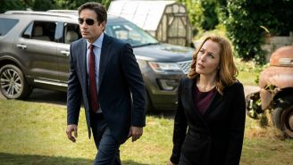 The second 'X-Files' episode was an improvement on the first, but…