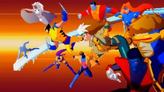 'X-Men: Danger Room Protocols' Is Pure '90s Nostalgia In Cartoon Form