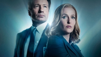 Gillian Anderson on being offered half of David Duchovny's pay for 'X-Files' revival: 'it is sad'