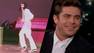 Watch Zac Efron Stun In His High School Days By Doing The Moonwalk While Dressed As Snoopy