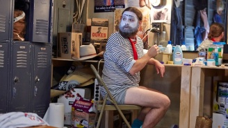 Why Zach Galifianakis' FX Comedy 'Baskets' Is Always Talking About Costco And Arby's
