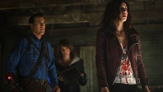 Lee Majors Fills A Fatherly Role For The Second Season Of 'Ash Vs Evil Dead'
