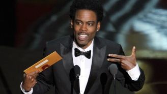 Chris Rock Teases A #Blackout For Sunday's Oscars On Social Media