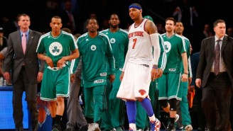 Should The Celtics Have Tried Harder To Trade For Carmelo Anthony?