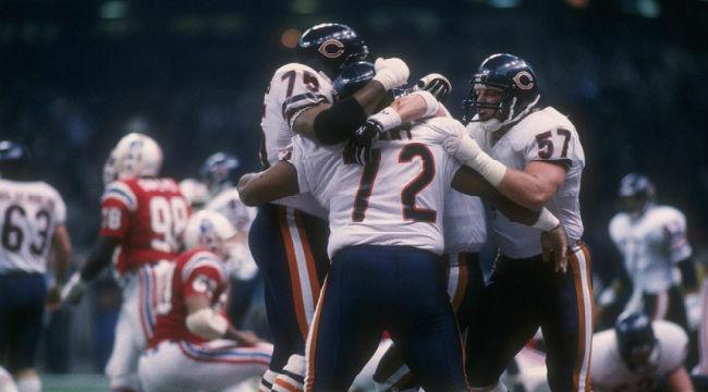 1985 Chicago Bears Super Bowl XX
