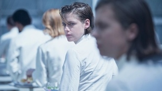 Kristen Stewart And Nicholas Hoult Get Emotional In The First Trailer For 'Equals'