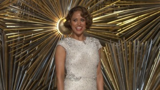 Stacey Dash's Surprise Appearance At The Oscars Was Incredibly Awkward