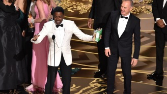 The Nod: The Oscars Didn't Solve Its Diversity Issues, But It Faced Them. And That's Something