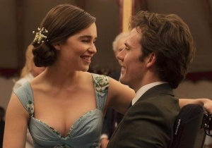 Emilia Clarke Leaves Dragons And Terminators Behind In The 'Me Before You' Trailer
