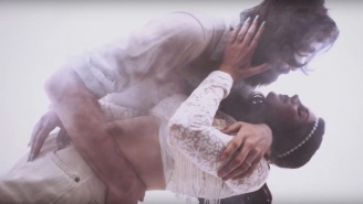 Lana Del Rey's Trippy 'Freak' Video Was Inspired By An Acid Trip Father John Misty Had At A Taylor Swift Concert