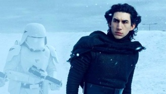 Adam Driver Details How Kylo Ren Will Be Different In 'Star Wars: Episode VIII'