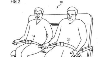 Are These New Horribly Drawn Airbus Bench Seats The Future Of Flying Coach?