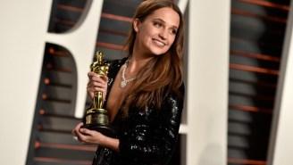The 'Tomb Raider' Reboot Casts Alicia Vikander As Its Lara Croft