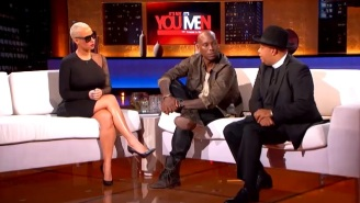 Watch Amber Rose Have To Explain Consent To Tyrese And Rev. Run On Their Own Show