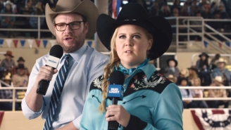 Beer And Paul Rudd Bring America Together In Seth Rogen And Amy Schumer's Super Bowl Ad