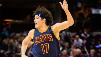 Was Anderson Varejao Taking A Shot At The Cavs When He Said The Warriors 'Love Each Other'?