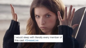 No One Enjoyed (Or Was Turned On By) 'Grease: Live' More Than Anna Kendrick