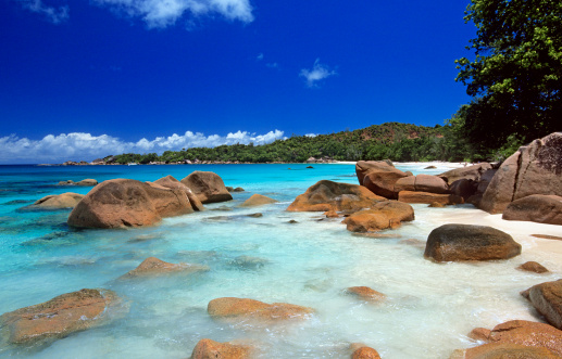 anse lazio - pictures of best beaches in the world