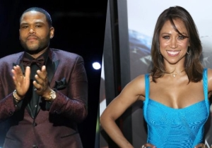 Anthony Anderson Took Aim At Stacey Dash During The Image Awards And She Noticed