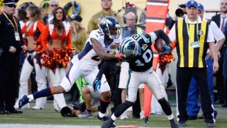 Aqib Talib Might Be Suspended For His Dirty Facemask Penalty During The Super Bowl