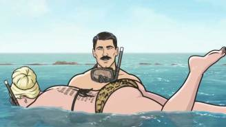 'Archer' Pays Tribute To 'Magnum P.I.' With This Shot-For-Shot Opening Credits Remake