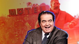 How Antonin Scalia Unintentionally Helped To Save Video Games