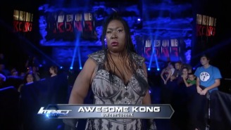 Awesome Kong Has Been Released By TNA Following An Alleged Assault