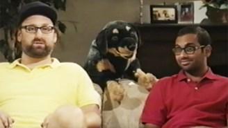 Aziz Ansari And Eric Wareheim Reveal The Horrible Sitcom Origins Of 'Master Of None'