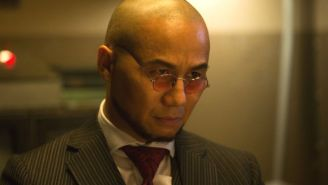 A New 'Gotham' Clip Shows Off B.D. Wong As Hugo Strange