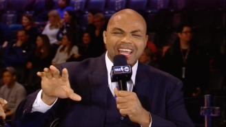 Charles Barkley Sang 'One Shining Moment' Again, And It Was Terrible…Again
