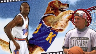 Let's Discuss The Greatest Basketball Movies Of All-Time, From 'Space Jam' To 'Hoosiers'