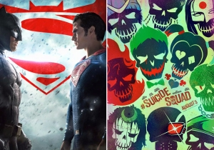 Do these ToyFair reveals count as spoilers for 'Batman v Superman' and 'Suicide Squad'?